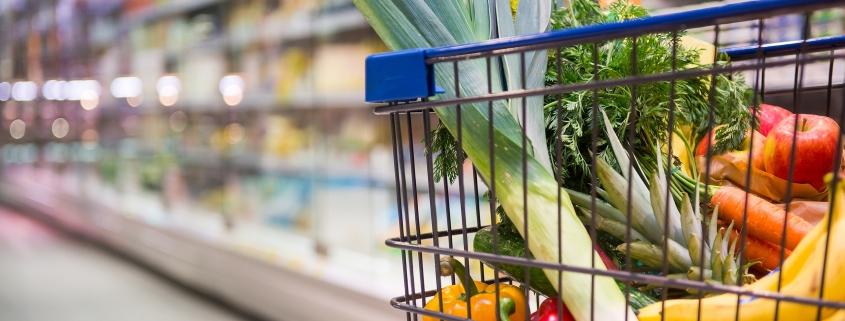 richtig einkaufen für gesunde Ernährung