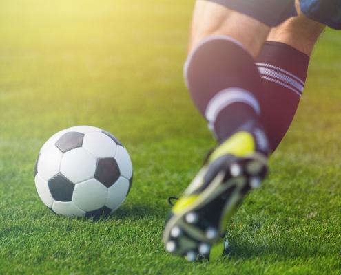 Ernährungsberatung für Hobby-Fußballspieler